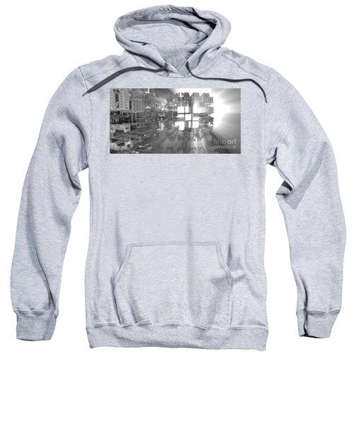 Fitting In Sweatshirt