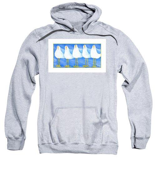 Five Seagulls Sweatshirt