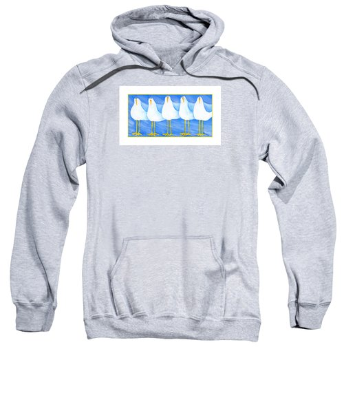 Five Seagulls Sweatshirt