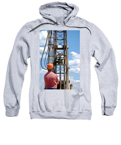 Fixing A Hole Sweatshirt