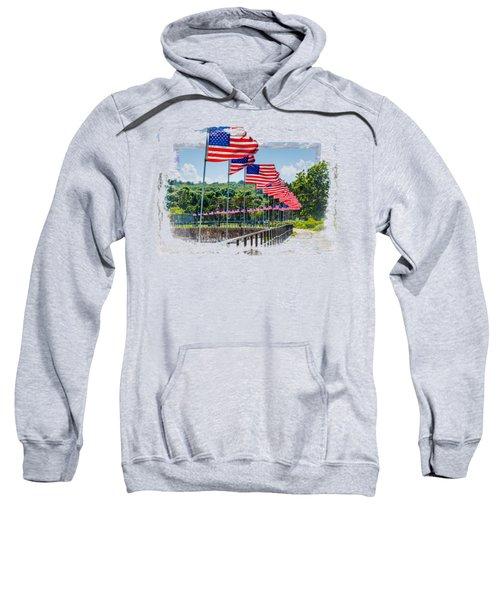Flag Walk Sweatshirt