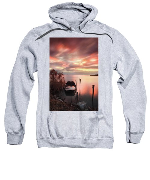 Flame In The Darkness Sweatshirt