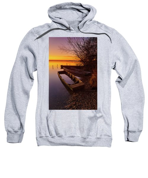 Flame Of Dawn Sweatshirt