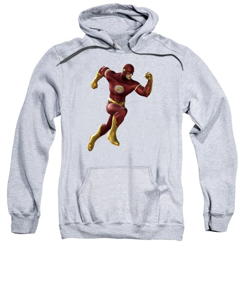 Flash Splash Super Hero Series Sweatshirt