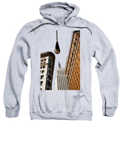 Flatiron District Sweatshirt by Paul Lamonica
