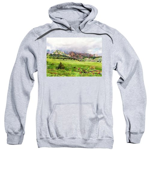 Flatirons Vista Sweatshirt