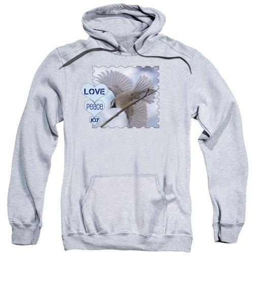 Flight Sweatshirt by Karen Beasley