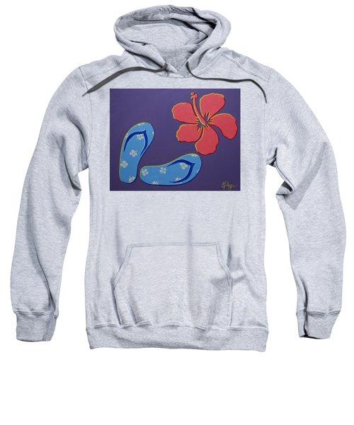 Flip Flops Sweatshirt