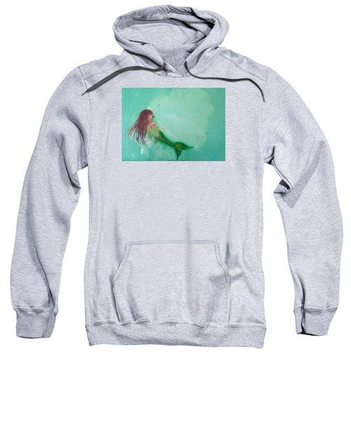 Floaty Mermaid Sweatshirt