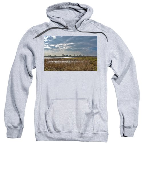 Floodplains Near Culemborg Sweatshirt