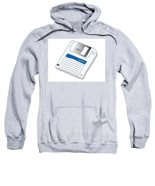 Floppy Disk Sweatshirt