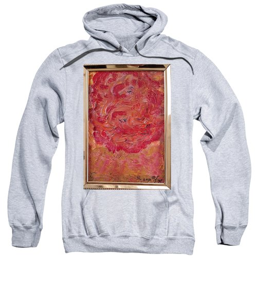 Floral Abstract 1 Sweatshirt