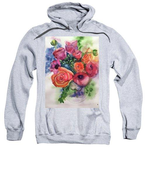 Floral Fantasy Sweatshirt