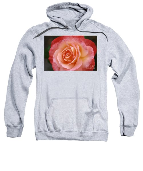 Sweatshirt featuring the photograph Florange by Stephen Mitchell