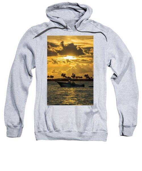 Florida Sunset-2 Sweatshirt