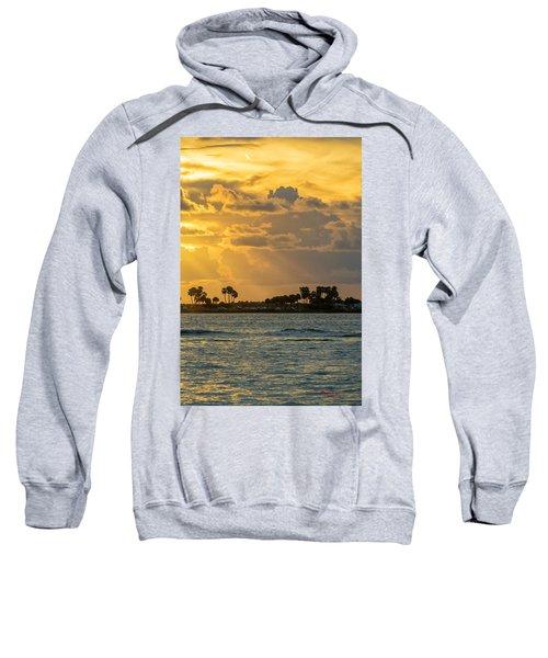 Florida Sunset-3 Sweatshirt