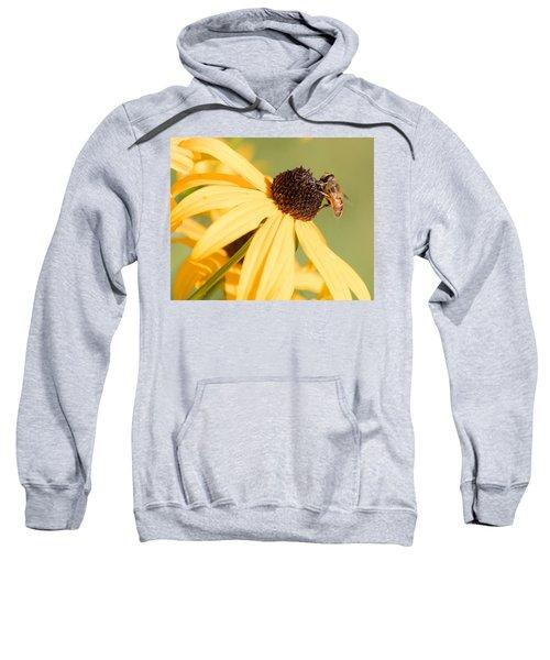 Flower Fly Sweatshirt