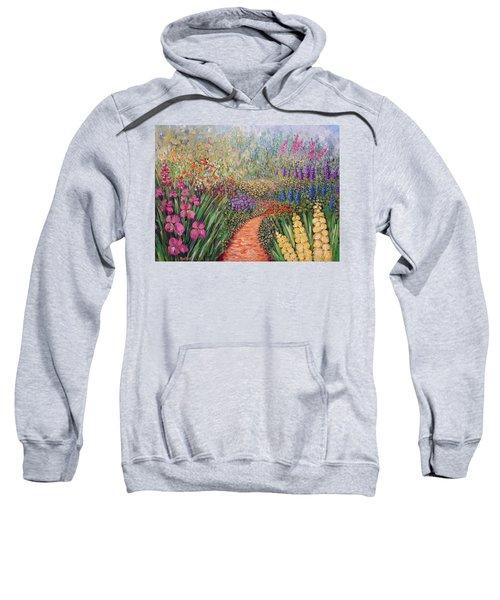 Flower Gar02den  Sweatshirt