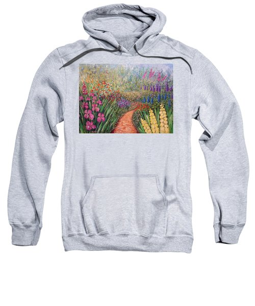 Flower Gar02den  Sweatshirt