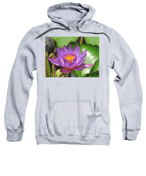 Flower Of The Lilly Sweatshirt