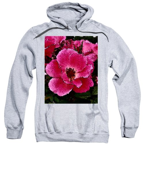 Flower Painting Collection 19 Sweatshirt