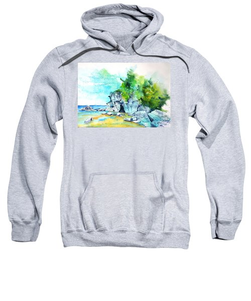 Flower Pot Island Sweatshirt