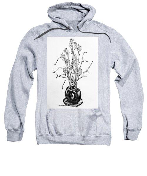 Flower Pot Sweatshirt