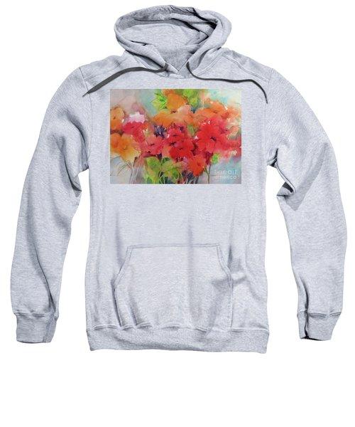 Flowers For Peggy Sweatshirt