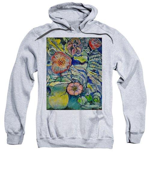 Flowers Gone Wild Sweatshirt