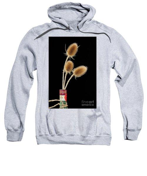 Flowers In A Bottle Sweatshirt
