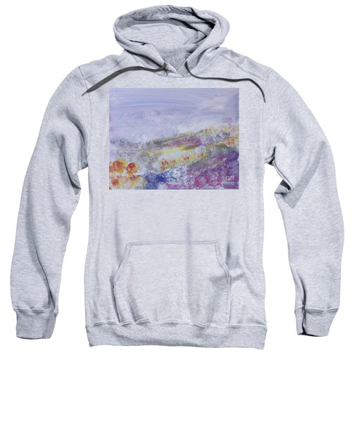 Flowers In The Ether Sweatshirt