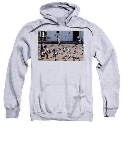 Fly Birdies Fly Sweatshirt