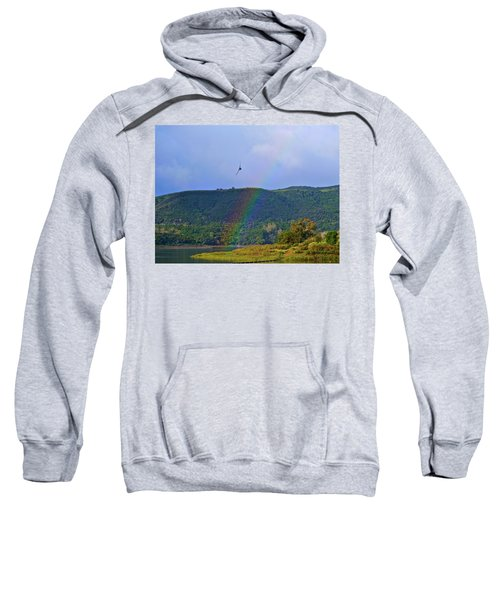 Fly Over The Rainbow Sweatshirt