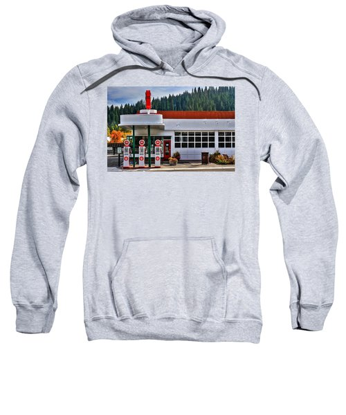 Flying A Gas Sweatshirt