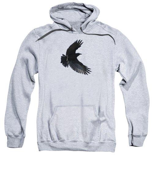 Flying Crow Sweatshirt