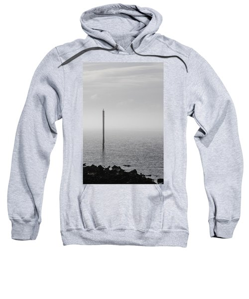 Fog On The Cape Fear River On Christmas Day 2015 Sweatshirt