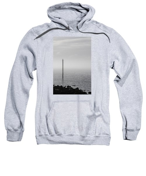 Fog On The Cape Fear River On Christmas Day 2015 Sweatshirt