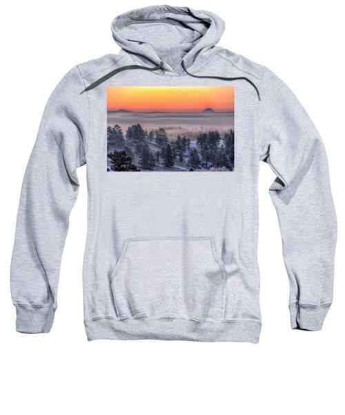 Foggy Dawn Sweatshirt