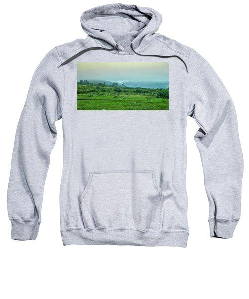 Foggy Day #g0 Sweatshirt