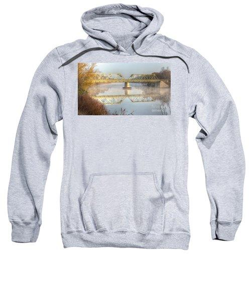 Foggy Mornin' Bridge Sweatshirt