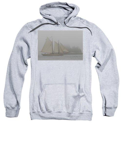 Foggy Windjammer Sweatshirt