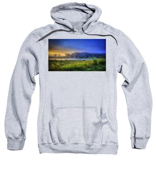 Fogy Sunrise  Sweatshirt