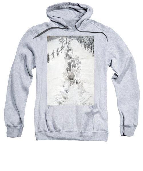 Follow The Flock Sweatshirt
