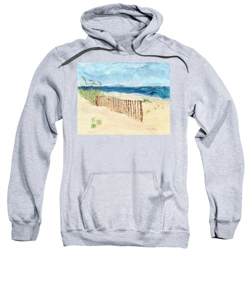 Folly Field Fence Sweatshirt