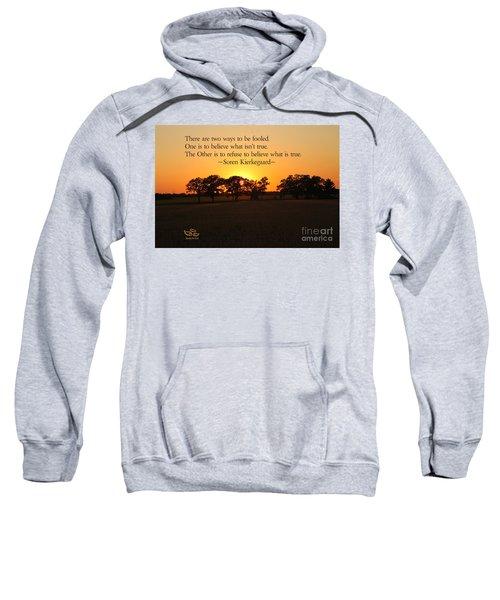 Fooled Sweatshirt