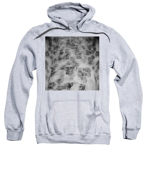 Footprints Sweatshirt