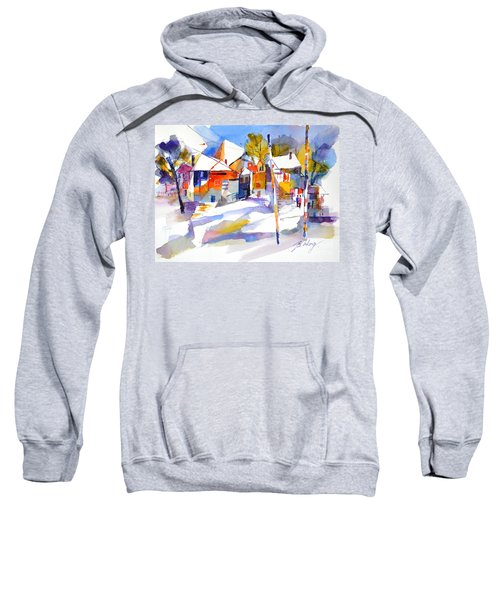 For Love Of Winter #2 Sweatshirt