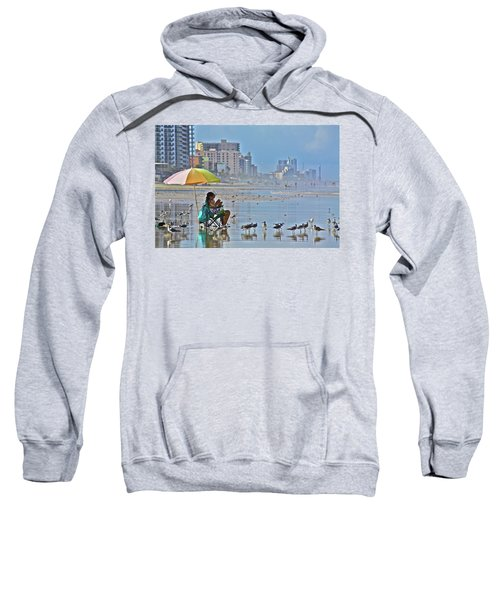 For The Birds Sweatshirt