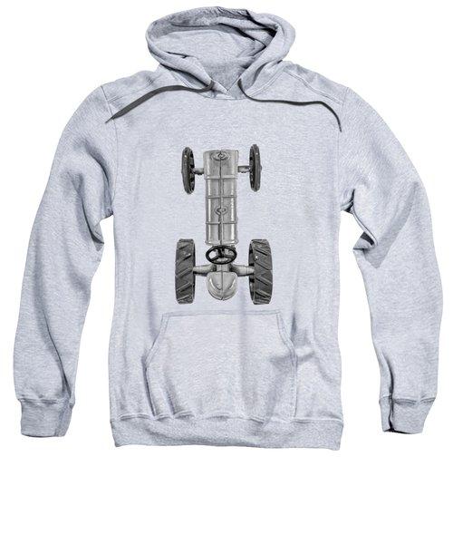 Fordson Tractor Top Bw Sweatshirt