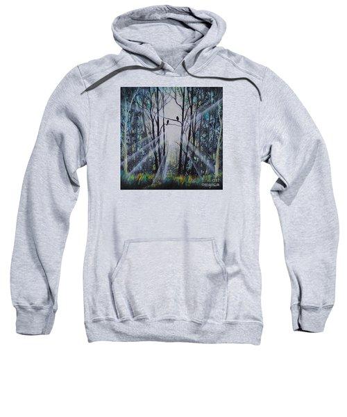 Forest Birds Sweatshirt